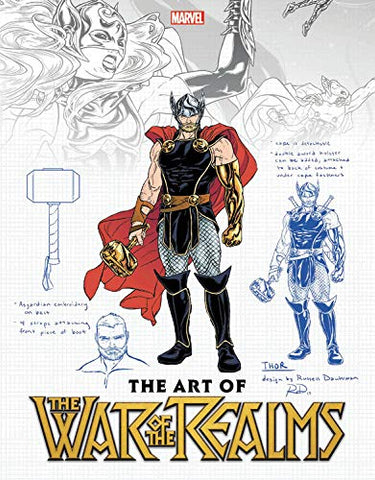 The Art of War of the Realms Paperback