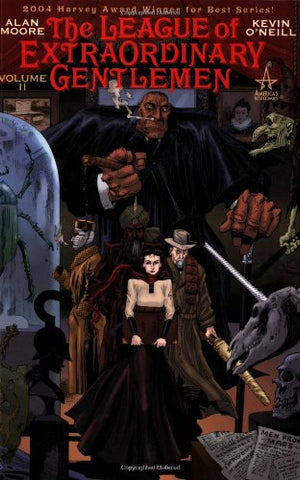 The League of Extraordinary Gentlemen, Vol. 2 Paperback