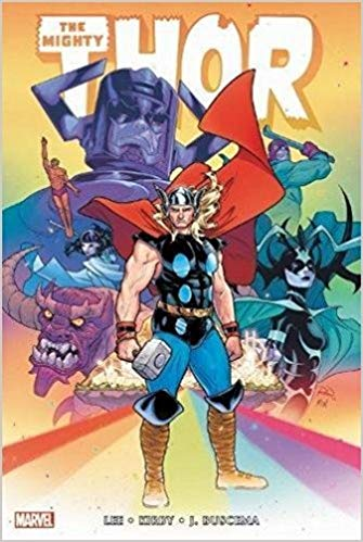 The Mighty Thor Omnibus Vol. 3 Hardcover - Graphic Novel - The Hooded Goblin