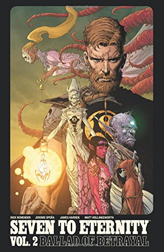 Seven to Eternity Volume 2 Paperback - Graphic Novel - The Hooded Goblin