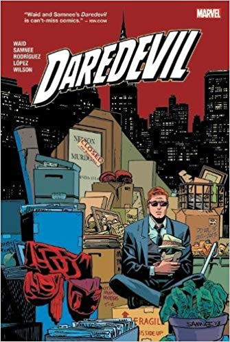 Daredevil by Mark Waid & Chris Samnee Omnibus Vol. 2 Hardcover - Graphic Novel - The Hooded Goblin