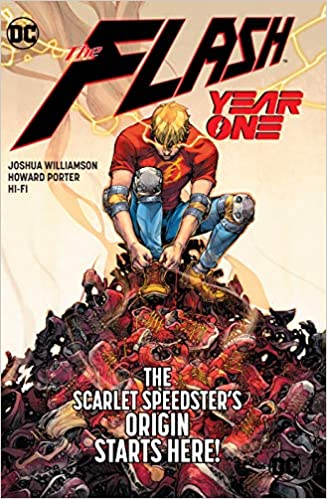 The Flash Year One Graphic Novel