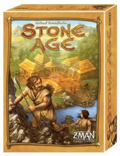 Stone Age - Board Game - The Hooded Goblin