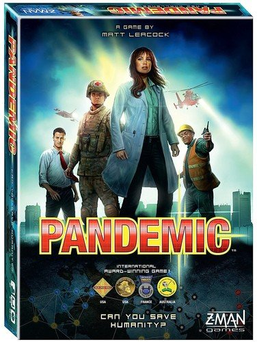 Pandemic - Board Game - The Hooded Goblin