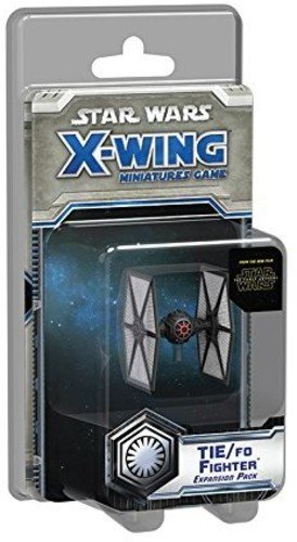 X-Wing: Tie/ FO Fighter - X-Wing - The Hooded Goblin
