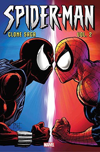 Spider-Man: Clone Saga Omnibus Vol. 2 Hardcover - Graphic Novel - The Hooded Goblin