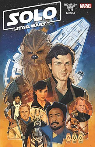 Solo: A Star Wars Story Adaptation Paperback