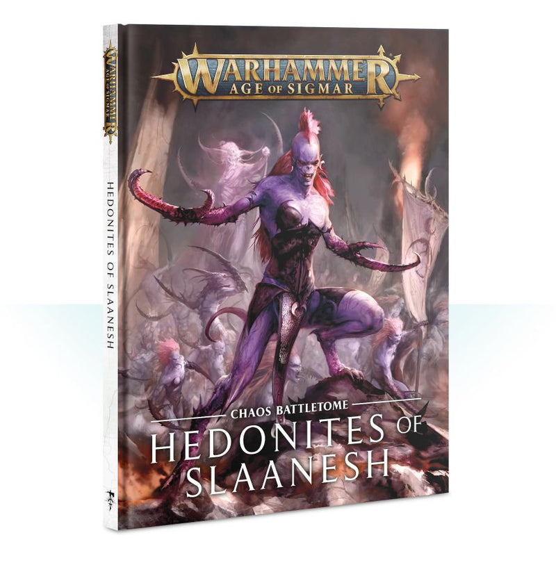 Battletome: Hedonites of Slaanesh - Warhammer: Age of Sigmar - The Hooded Goblin