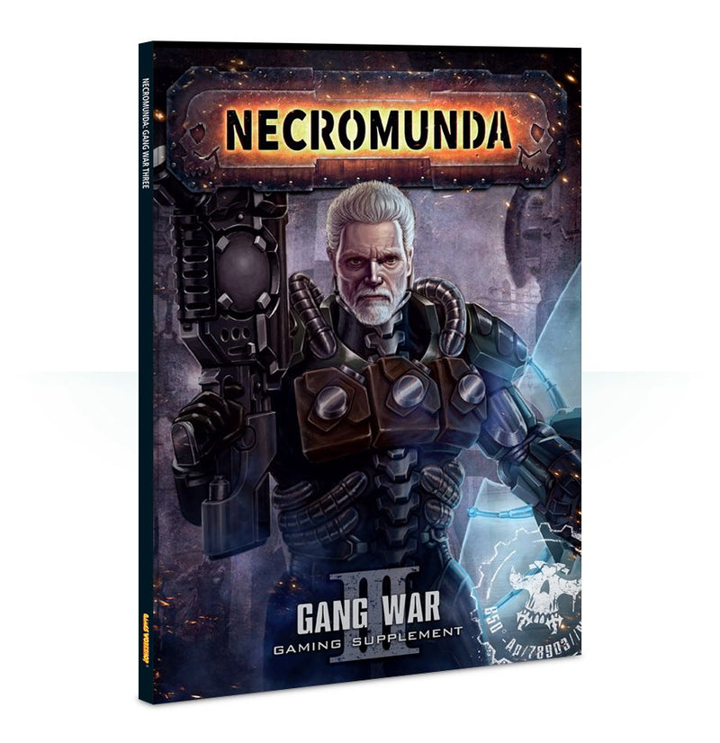 Necromunda: Gang War 3 - Necromunda - The Hooded Goblin