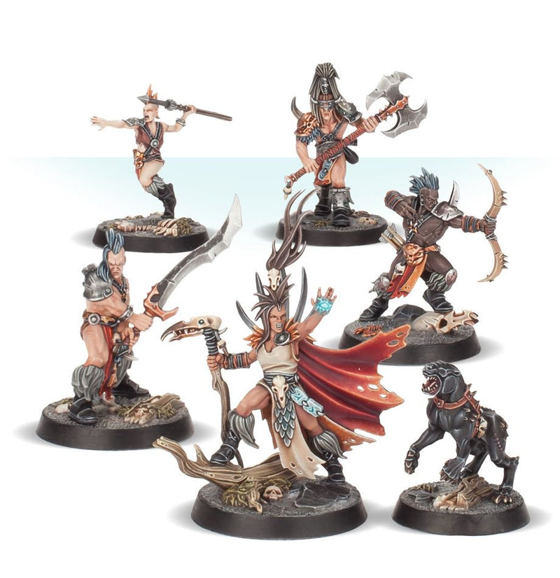 Slaves To Darkness: Godsworn Hunt - Shadespire - The Hooded Goblin