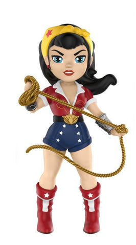 Rock Candy DC Bombshells Wonder Woman Fig