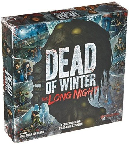 Dead Of Winter The Long Night - Board Game - The Hooded Goblin