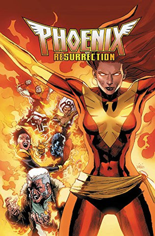 Phoenix Resurrection graphic novel