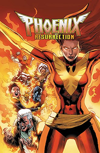 Phoenix Resurrection: The Return Of Jean Grey - Comic - The Hooded Goblin