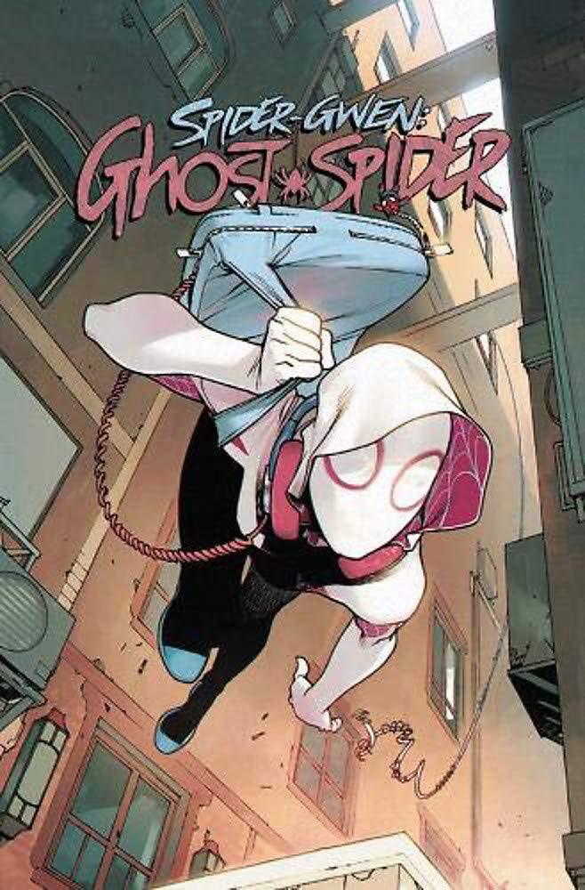 Spider-Gwen: Ghost-Spider Vol. 1 Paperback - Graphic Novel - The Hooded Goblin