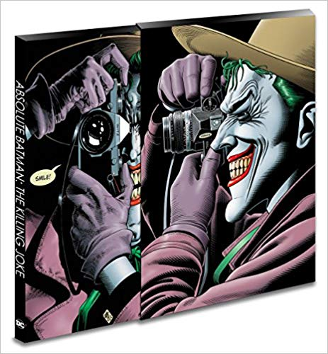 Absolute Batman: The Killing Joke (30th Anniversary Edition) Hardcover - Graphic Novel - The Hooded Goblin