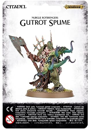 Gutrot Spume - Warhammer: Age of Sigmar - The Hooded Goblin