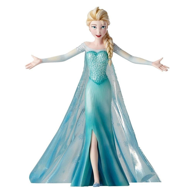 Disney Showcase Collection Elsa Let It Go Figure - Statue - The Hooded Goblin