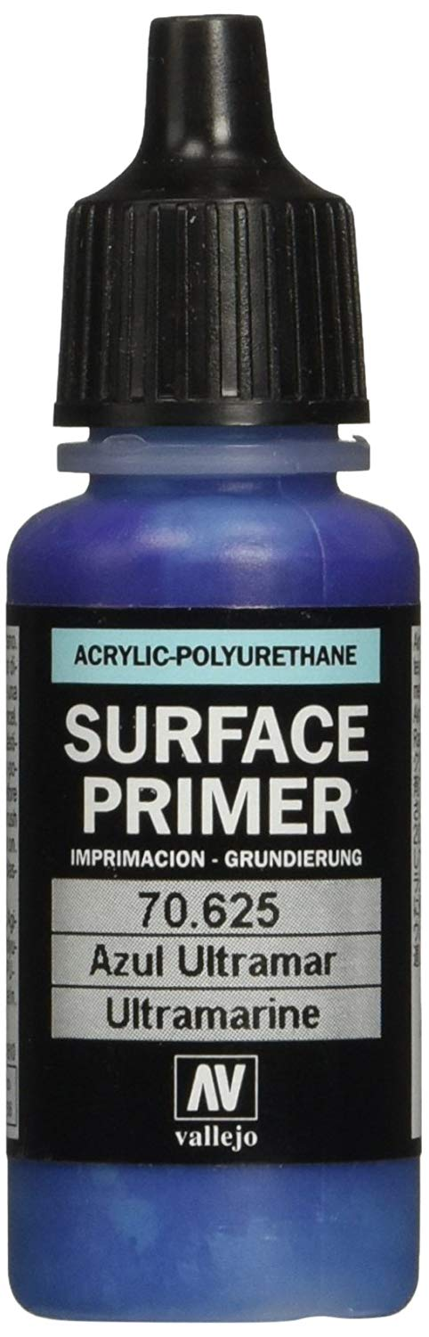 Surface Primer Ultramarine Blue 17ml - Painting Supplies - The Hooded Goblin