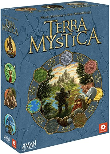 Terra Mystica - Board Game - The Hooded Goblin