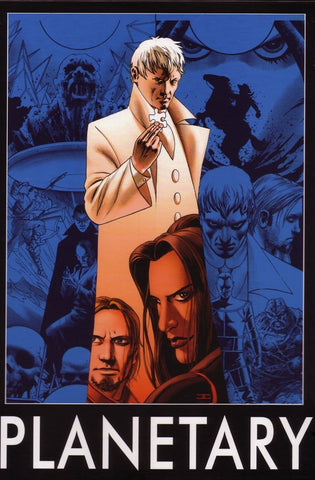 Planetary Book Two (Planetary: Wildstorm Classic) Paperback