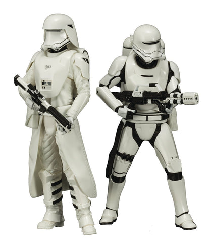 First order troop & Flame Troo