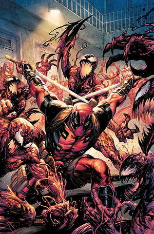 Absolute Carnage vs. Deadpool Paperback