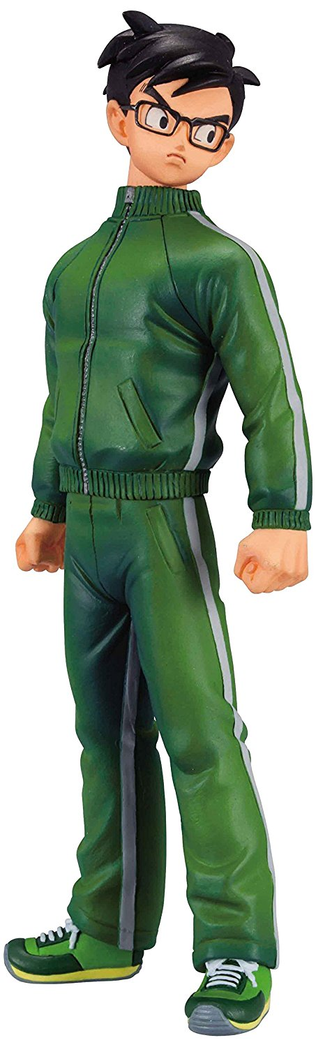 Dragon Ball Z 6-inch Gohan Movie Dxf Figure - Statue - The Hooded Goblin