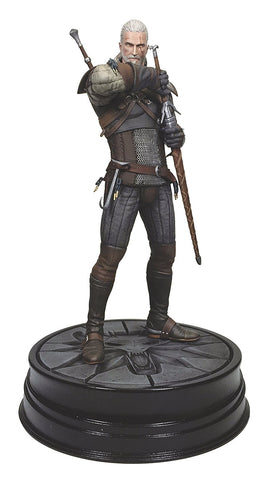 Dark Horse Deluxe The Witcher 3: Wild Hunt: Geralt Figure