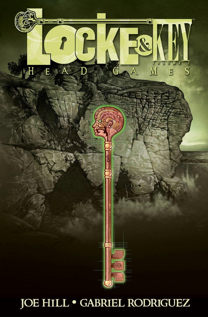 Locke & Key Volume 2: Head Games - Graphic Novel - The Hooded Goblin