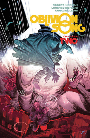 Oblivion Song by Kirkman & De Felici Volume 2