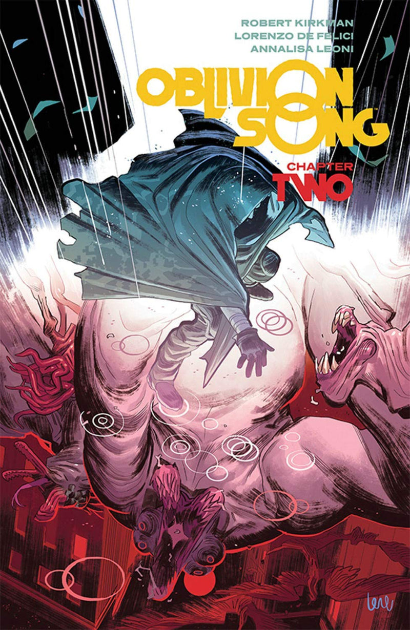 Oblivion Song By Kirkman & De Felici Volume 2 - Graphic Novel - The Hooded Goblin