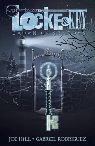 Locke & Key, Vol. 3: Crown of Shadows Paperback