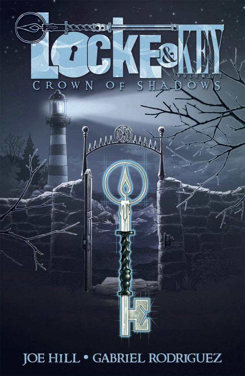 Locke & Key, Vol. 3: Crown Of Shadows (Hardback) - Graphic Novel - The Hooded Goblin