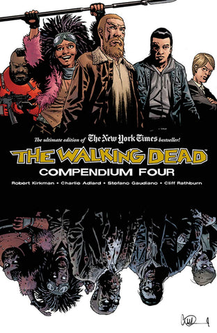 The Walking Dead Compendium Volume 4 Paperback