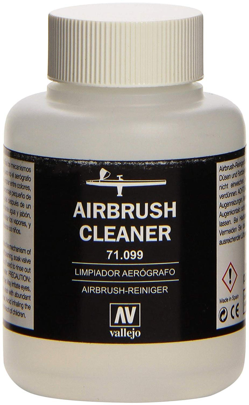Vallejo Airbrush Cleaner 85ml - Painting Supplies - The Hooded Goblin
