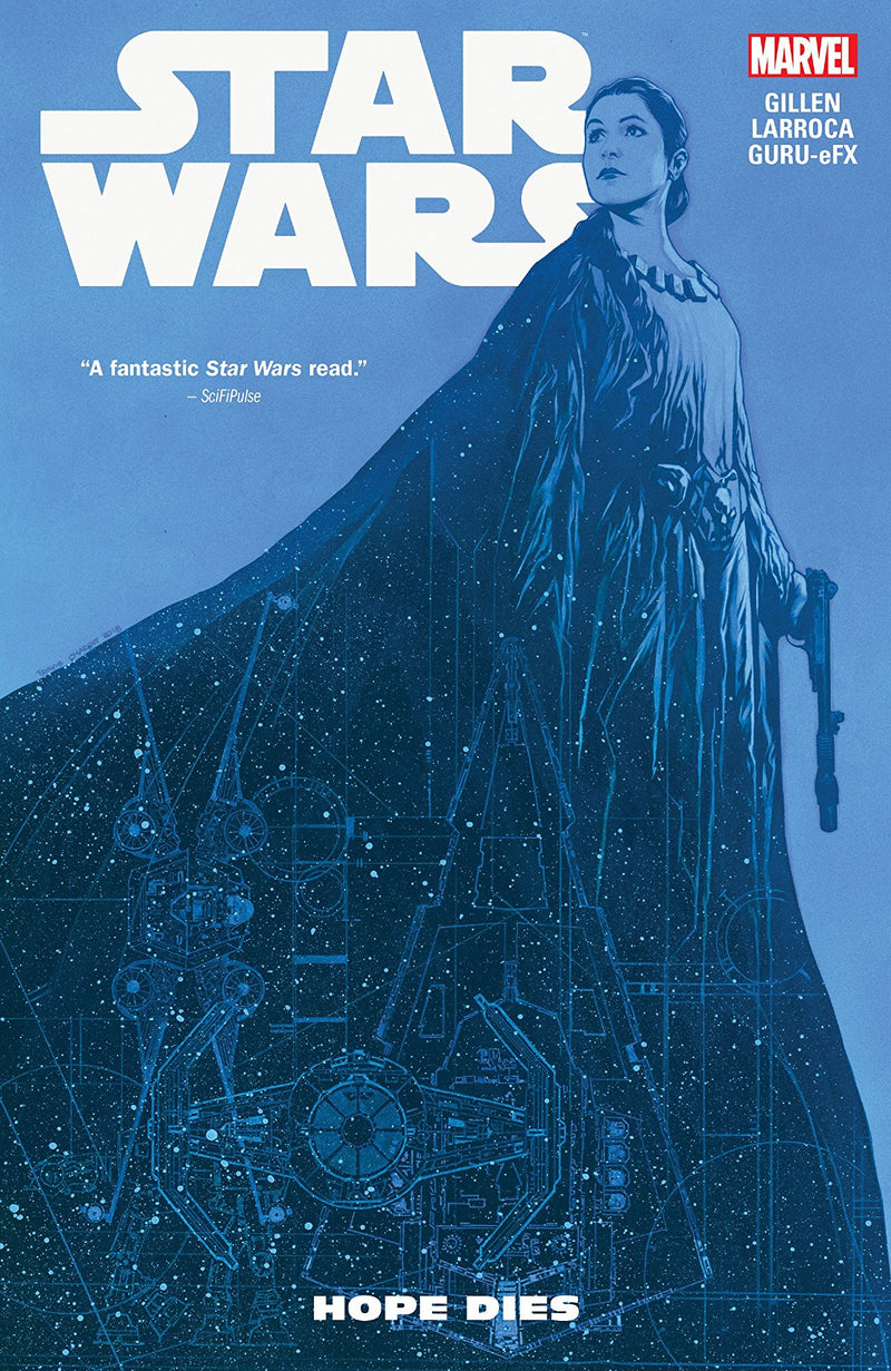 Star Wars Vol. 9: Hope Dies - Graphic Novel - The Hooded Goblin