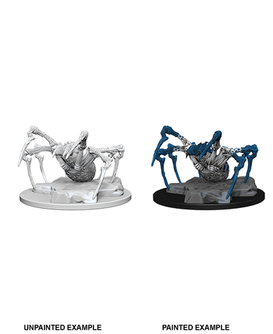 DND UNPAINTED MINIS WV 1 PHASE SPIDER (144)