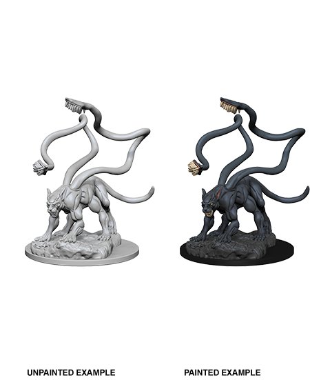 D&D Nolzur's Marvelous Unpainted Miniatures: Displacer Beast - Roleplaying Games - The Hooded Goblin