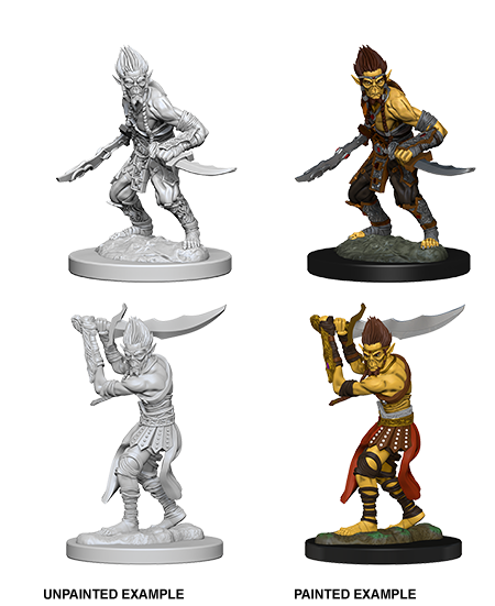 Dnd Unpainted Minis Wv 4 Githyanki (144) - Dungeons and Dragons - The Hooded Goblin