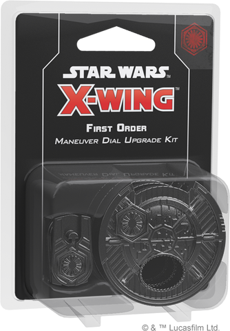 STAR WARS: X-WING - SECOND EDITION - FIRST ORDER MANEUVER DIAL KIT
