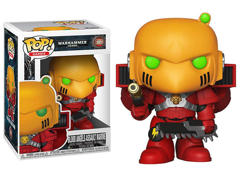Pop! Games: Warhammer 40,000 - Blood Angels Assault Marine
