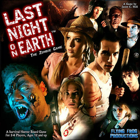 "Last Night on Earth ""The Zombie Game"""