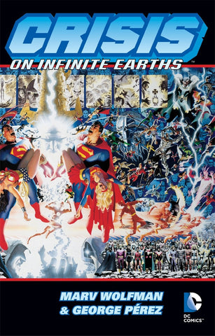 Crisis On Infinite Earths Paperback