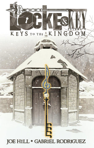 Locke & Key: Keys to the Kingdom, Vol. 4 Paperback