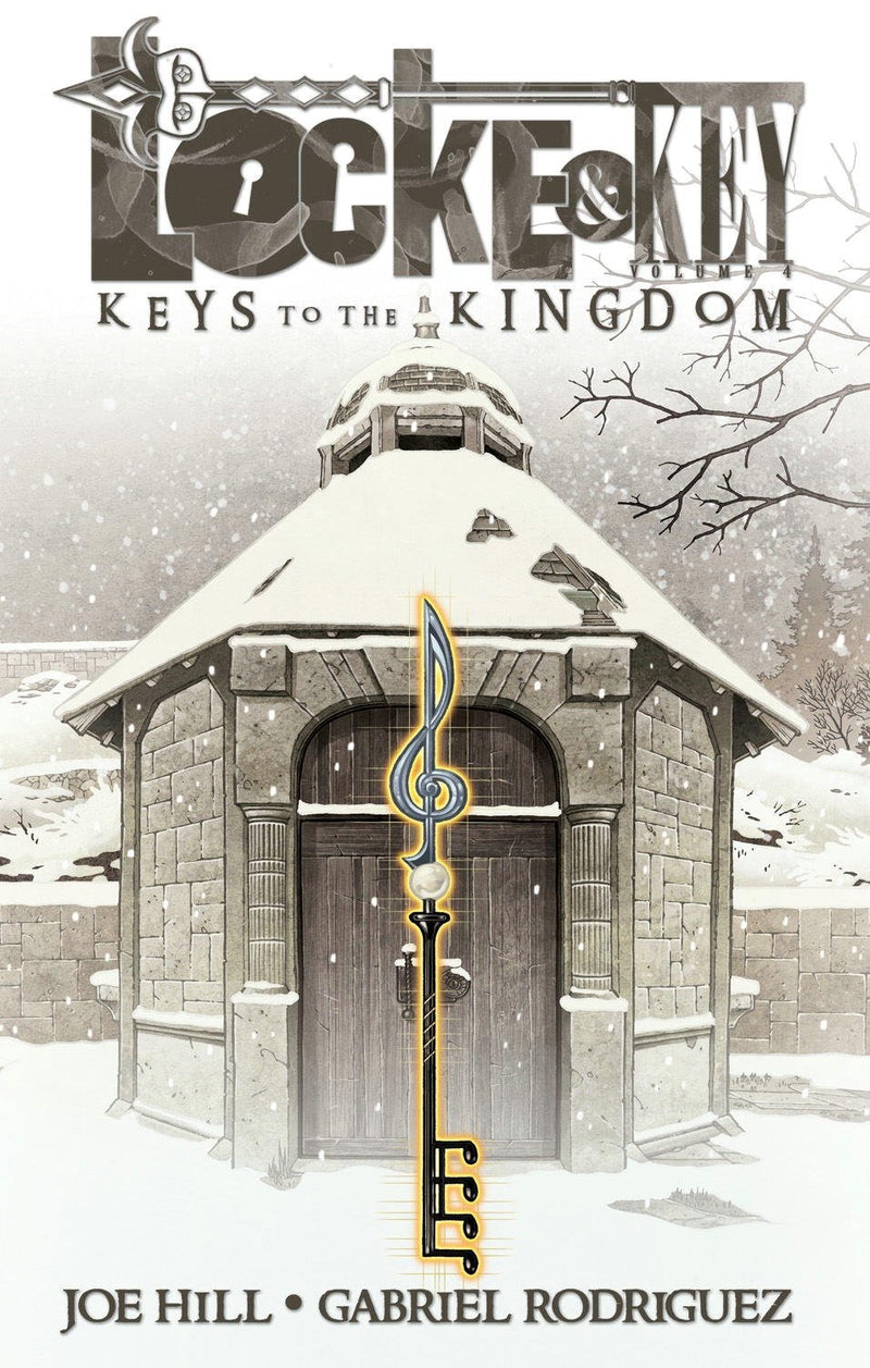 Locke & Key: Keys to the Kingdom, Vol. 4 Paperback - Graphic Novel - The Hooded Goblin