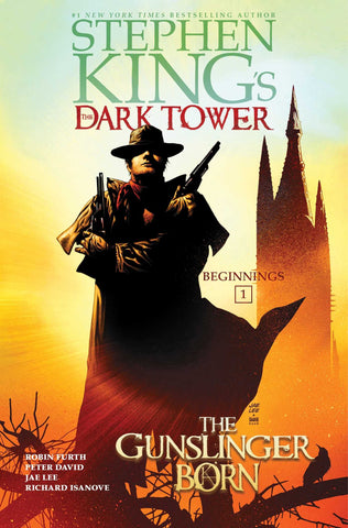 The Gunslinger Born Hardcover