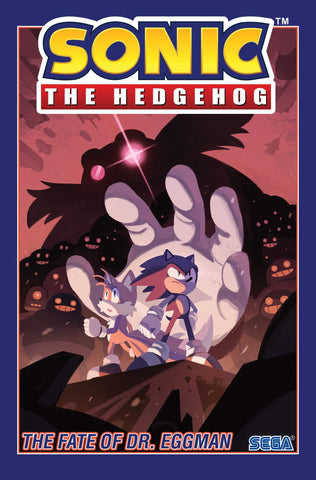Sonic The Hedgehog, Vol. 2: The Fate of Dr. Eggman P