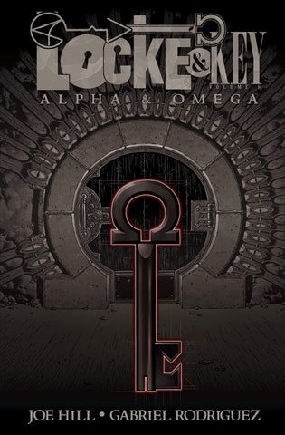 Locke & Key Volume 6: Alpha & Omega Paperback