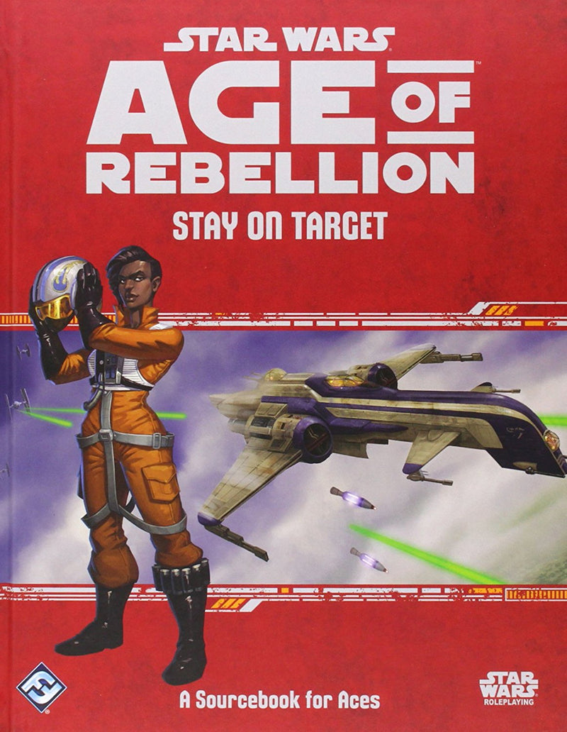 Star Wars: Age of Rebellion RPG - Stay On Target - Star Wars RPG - The Hooded Goblin